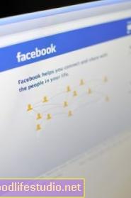 Facebook je spojen s vyšším rizikem poruch příjmu potravy