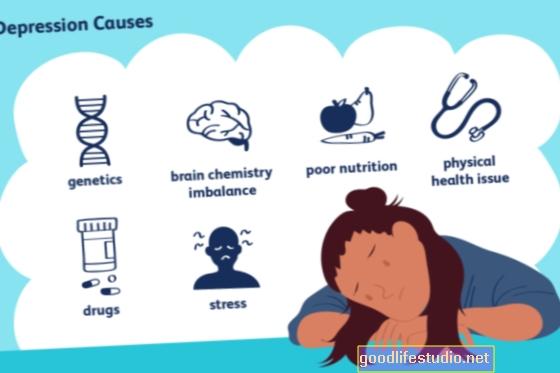 Faktori, kas bieži izraisa depresiju un izdegšanu