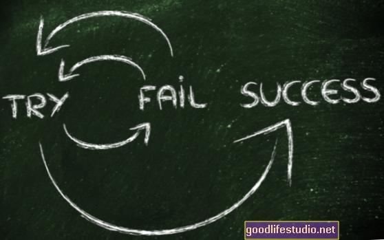 A kudarc jutalmazási tapasztalatokhoz vezethet