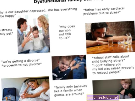 Disfunzione familiare legata a una dieta ricca di zuccheri per i bambini
