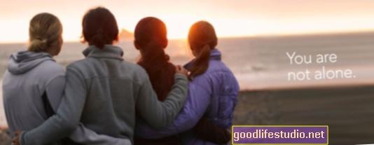 Il supporto di familiari / amici aiuta a prevenire le ricadute della depressione negli adolescenti