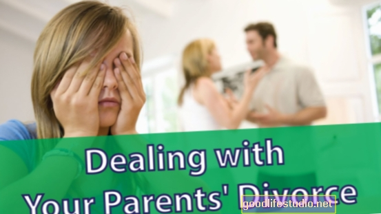 Očevo odbijanje može dovesti do tinejdžerske tjeskobe
