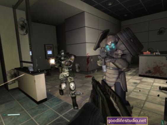 Miedo experimentado con videojuegos similares a las películas