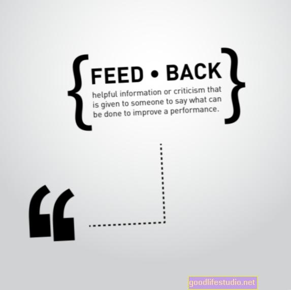 Povratne informacije, dobre ili loše, mogu se vratiti