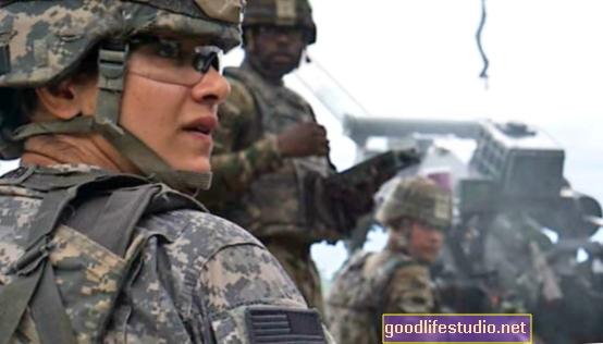 Las parejas femeninas luchan con el PTSD de los veterinarios