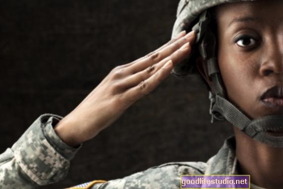Veterane donne ad alto rischio di violenza da parte del partner