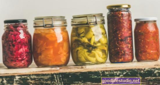 Fermentirana hrana povezana s mentalnim zdravljem