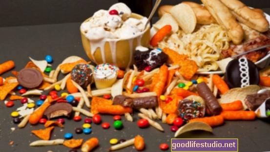 Pārtikas atkarība, kas saistīta ar impulsivitāti