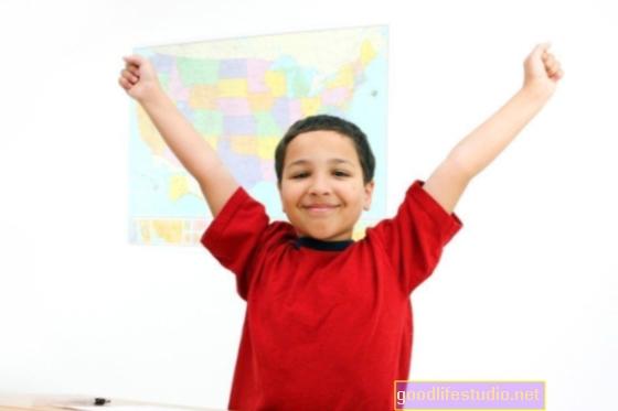 Para los niños con TDAH, el movimiento mejora el aprendizaje