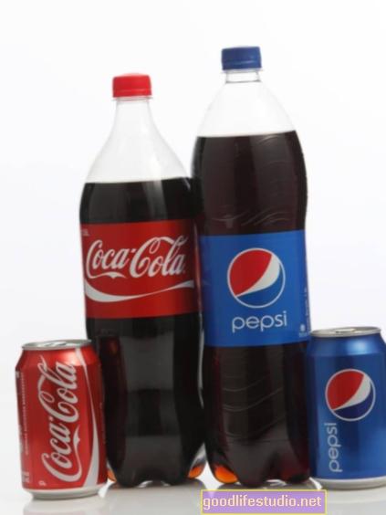 Pro mnoho párů může mít koks vs. Pepsi vztah