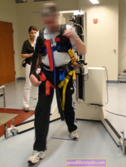 Untuk Berjalan Selepas Strok, Latihan Kekuatan dan Treadmill