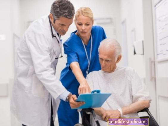Frailty Boleh Meningkatkan Risiko Demensia