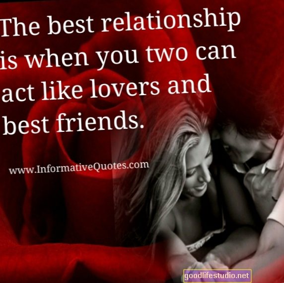 Los amigos pueden ayudar a las parejas a manejar los conflictos diarios