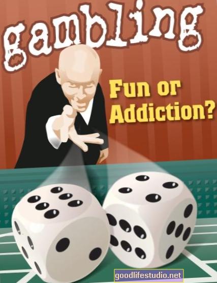 Проблеми с хазарта, често свързани с личностни разстройства