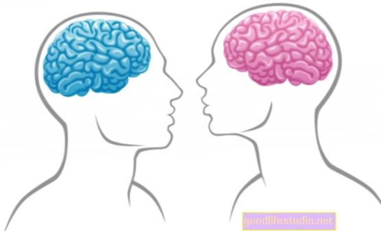 Genderové rozdíly nalezené v mozcích pacientů se spánkovou apnoe