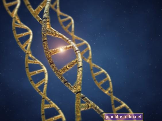 Genų variacijos žygiai PTSS šansai