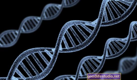 うつ病のリスクに関与する遺伝的エラー