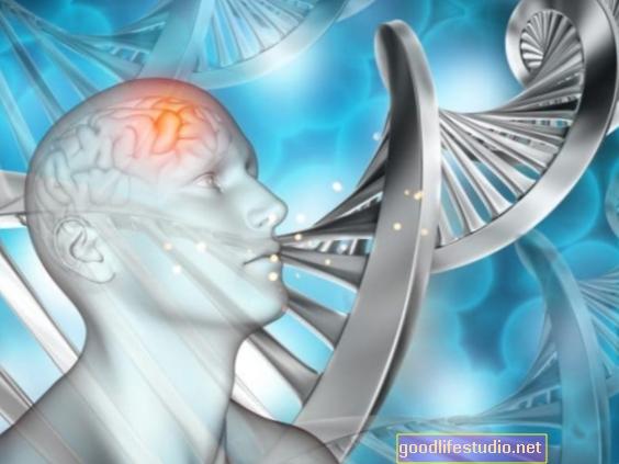 Genetinis taškas gali sukelti psichozę sergant šizofrenija, bipoliniu sutrikimu