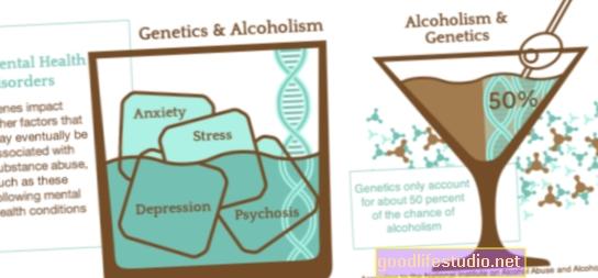 Genetik Mungkin Kesan Penggunaan Bahan Semakin Semakin Remaja Menua