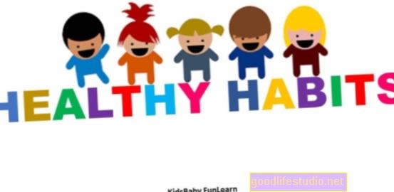 Buone abitudini di benessere aiutano i bambini a prosperare a scuola