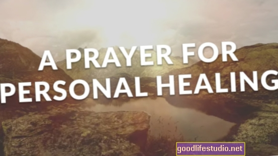 Las oraciones curativas pueden ayudar si se realizan cerca
