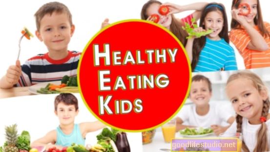 Sveika mityba gali padėti vaikams anksti skaityti