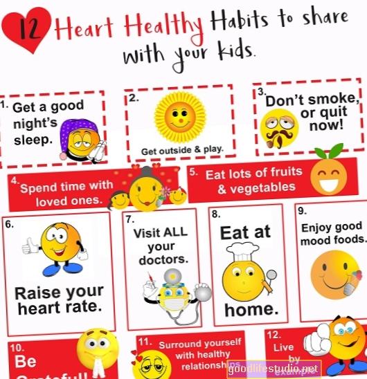 Veselīgi ieradumi ievērojami samazina sirds slimības jaunām sievietēm