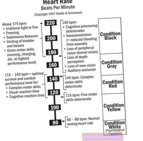 La frecuencia cardíaca puede influir en la toma de decisiones