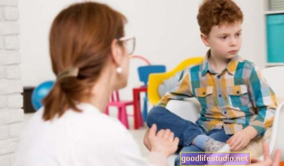 Помагање деци са аутизмом без лекова за понашање, ограничења у ЕР