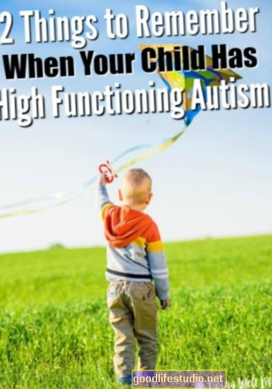 I bambini autistici ad alto funzionamento possono superare alcuni deficit