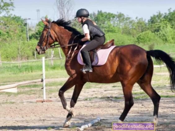 La equitación puede mejorar la capacidad de aprendizaje de los niños