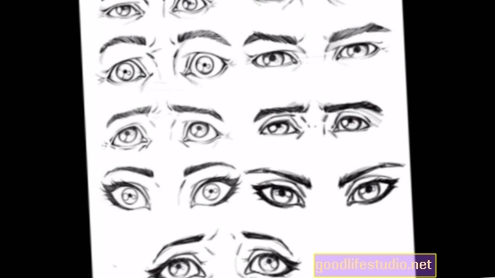Cómo las expresiones oculares transmiten emoción y función