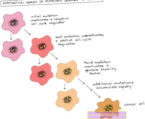 Cómo las mutaciones pueden conducir a la esquizofrenia, trastorno bipolar
