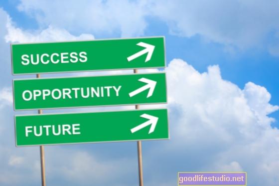 Tưởng tượng một tương lai thành công giúp sinh viên quản lý thách thức và căng thẳng