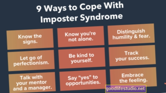 El síndrome del impostor puede ser bastante común entre los estudiantes universitarios