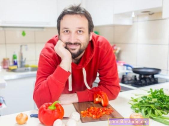 Una dieta migliorata può alleviare i sintomi della depressione, migliorare l'umore