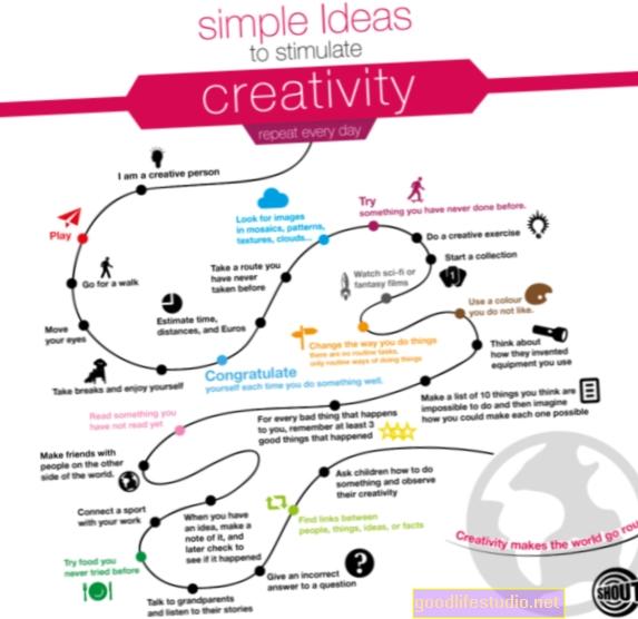 Migliorare la creatività può essere semplice come fare una passeggiata
