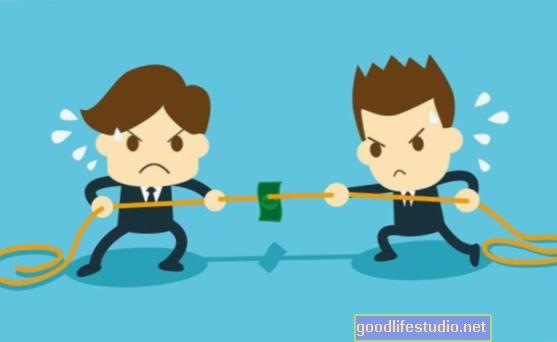 У конкурентским ситуацијама добри момци могу привући непријатељство