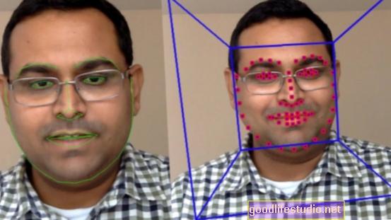Nel riconoscimento facciale, le caratteristiche individuali sono memorabili come il tutto