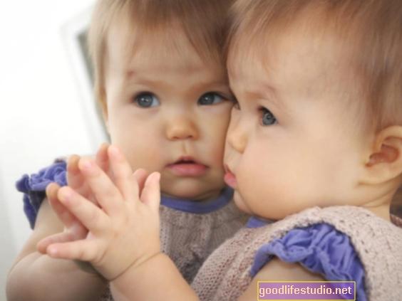 Інгібіровані немовлята, швидше за все, стають тривожними дорослими
