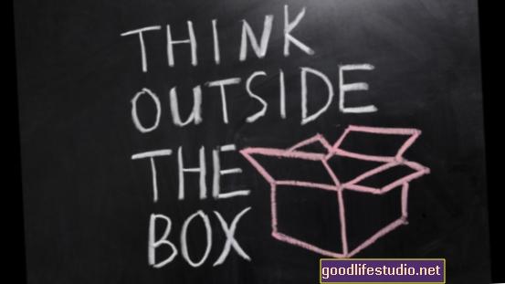 ボックスの外側を考えるのは間違ったアプローチですか?