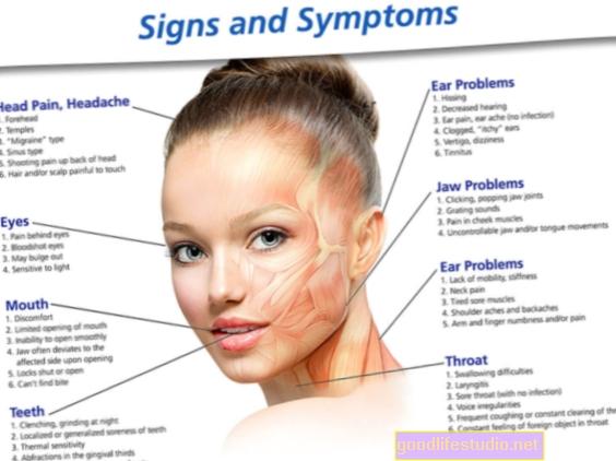 Dysfunkce čelistí může zesílit migrény