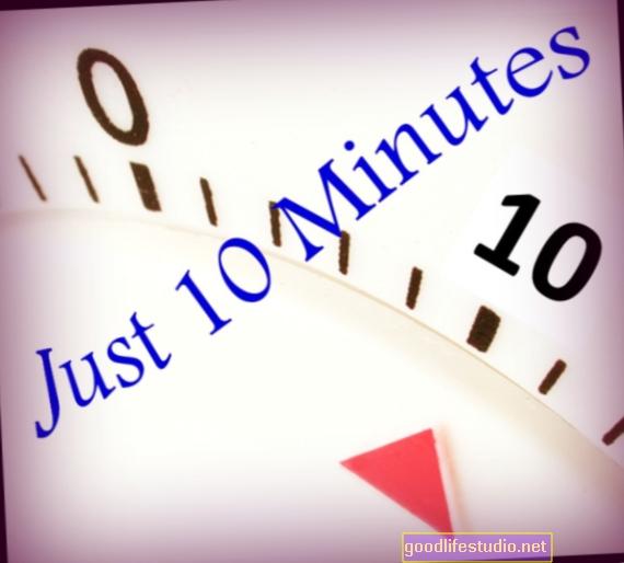 Pouhých 10 minut každodenního chatu může pomoci pacientům s demencí