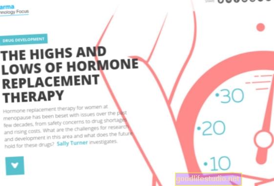 Későbbi menopauza, a hallásvesztéshez kötött hormonterápia