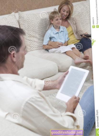 Volný čas doma může být nejlepší cestou ke šťastné rodině