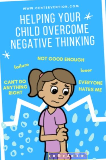 Mengurangkan Pemikiran Negatif Dapat Meringankan Kemurungan