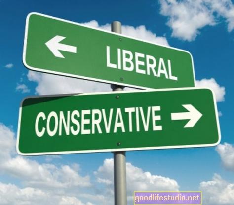 Liberális, konzervatív, a különböző agyi struktúrákkal kapcsolatos