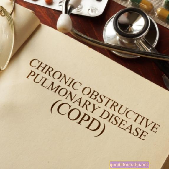 Enfermedad pulmonar relacionada con problemas de memoria