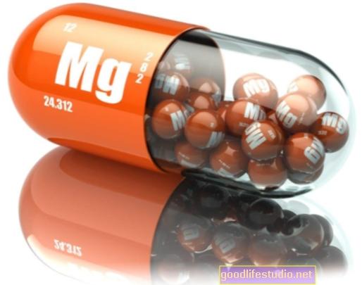 Magnis rodo pažadą gydyti vidutinio sunkumo depresiją