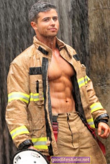 Los bomberos varones pueden no tener un mayor riesgo de divorcio